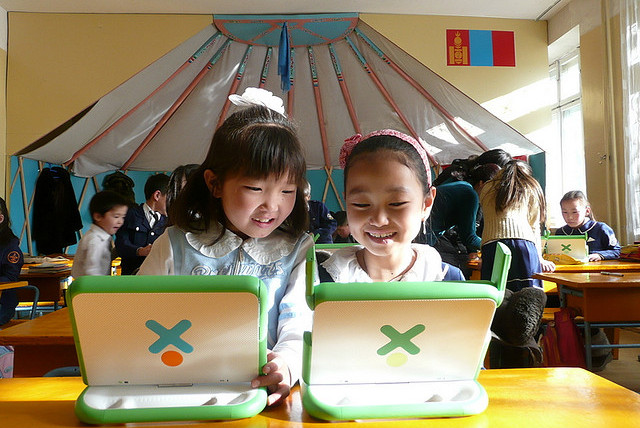 One Laptop per Child - CC by