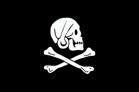 Drapeau du pirate Henry Every