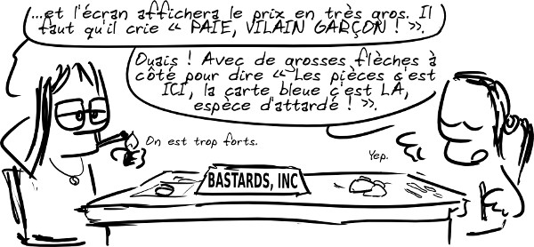 Extrait de Bastards, Inc 3