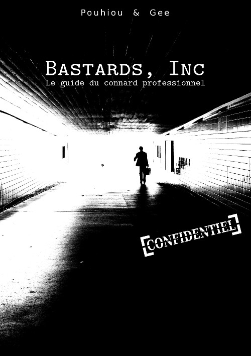 Bastards, Inc - Couverture