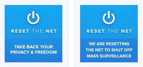 reset the net carrés promo