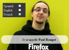 Firefox 3.5 - Paul Rouget
