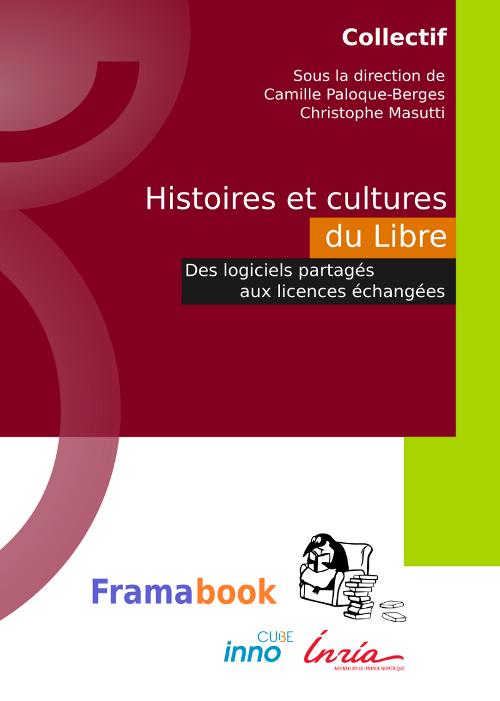 Histoires et cultures du Libre - Couverture