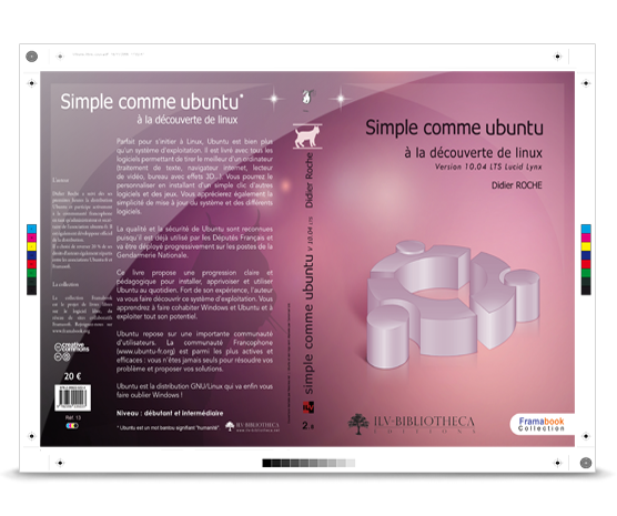 Simple comme Ubuntu 10.04 LTS - Didier Roche - Cover : Alexandre Mory