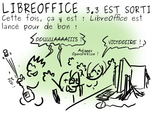 OpenOffice : bientôt la fin ? Geektionnerd_45-1_simon-gee-giraudot_cc-by-sa