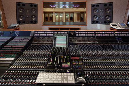 table de mixage 64 pistes