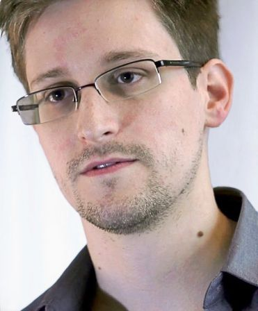 Edward Snowden - Laura Poitras - CC by