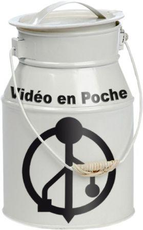 Vidéo en Poche - Logo