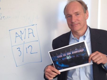 Tim Berners-Lee Reddit AMA