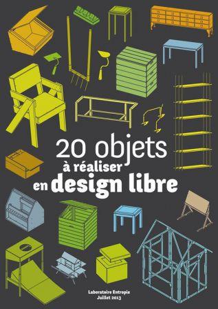 planet libre r dition du catalogue 20 objets r aliser en design libre. Black Bedroom Furniture Sets. Home Design Ideas