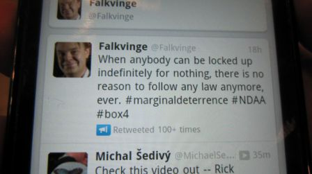 Tweet Falkvinge