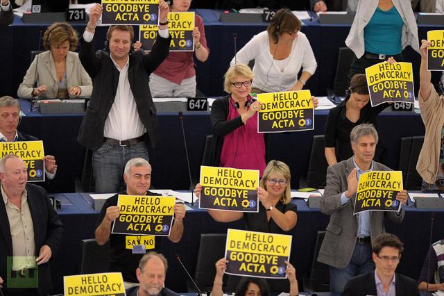 ACTA 4th July