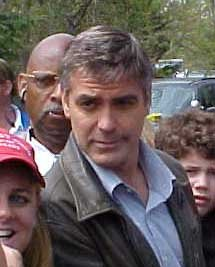 George Clooney - Bad Dog - Public Domain