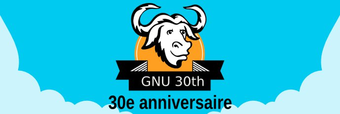 GNU fête ses 30 ans