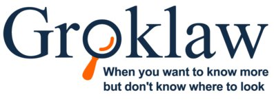 Groklaw - Logo