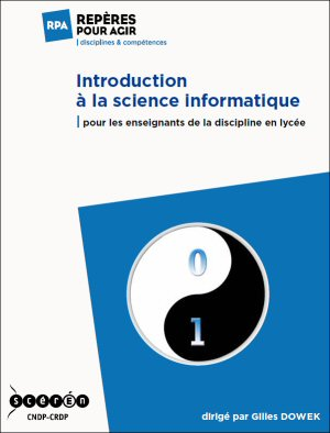 Introduction à la Science Informatique - Couverture