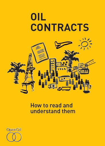 Oil Contracts - Cover