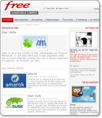 Free fait la promotion des logiciels libres avec l'aide de Framasoft