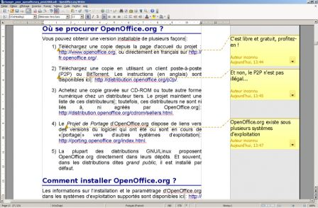 Openoffice framablog - Correcteur orthographique open office ...