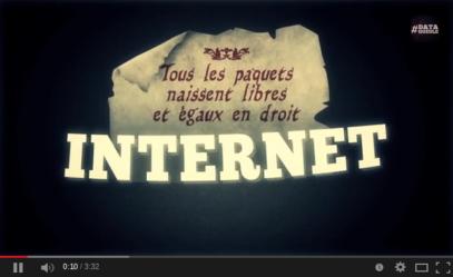 Une voix pour la neutralité du Net