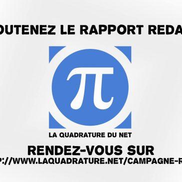 Créateurs du net, Creative Commons et réforme du droit d'auteur: #SupportREDA