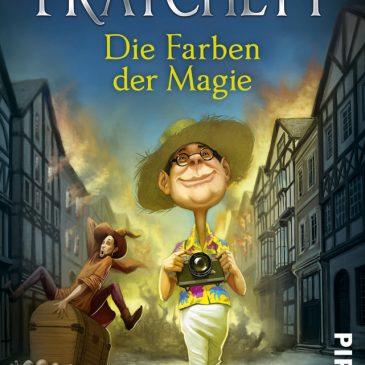 Illustrer le Disque-Monde avec du logiciel libre: l'exemple allemand.