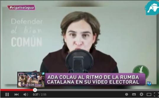 Action politique et biens communs en Catalogne