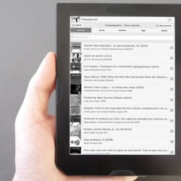 Framabookin : devenez le concurrent d'Amazon !