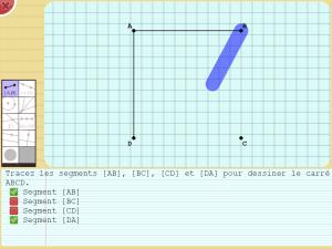 Un exercice de géométrie