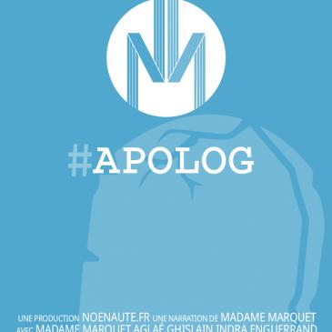 #Apolog, le 3e tome des NoéNautes disponible chez Framabook
