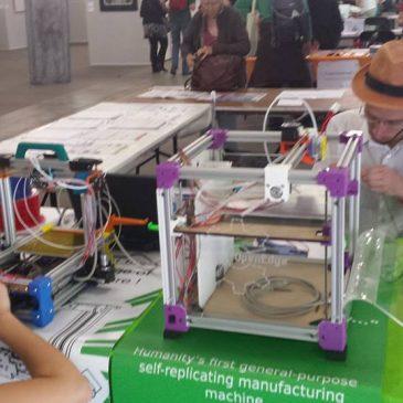 Le Libre et les Makers s'invitent à la fête de l'Humanité 2015 (et ont besoin de vous!)