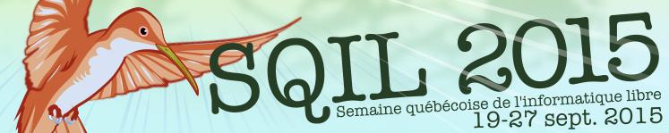 Cliquez pour découvrir le programme de la SQIL 2015