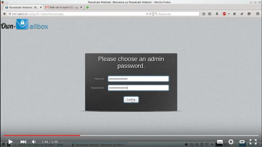 Vidéo « Own-Mailbox »