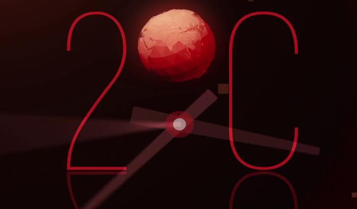 Vidéo « 2° avant la fin du monde » sur Youtube