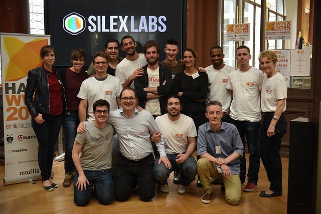 Photo de l'Equipe Silex labs