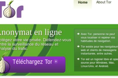 L'anonymat en ligne avec Tor, c'est Nos oignons!