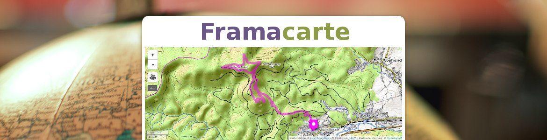 Framacarte : personnalisez et affichez vos maps !