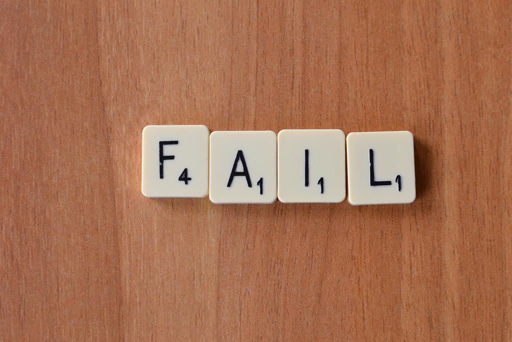Halte à la stratégie de l'échec !