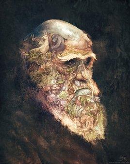 portrait-of-charles-darwin_by-david-revoy