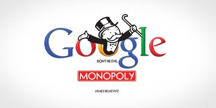 Google search risk monopoly