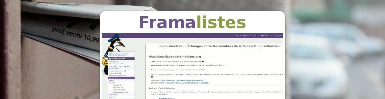 Framalistes : n'offrez plus vos Groups (d'email) à Google !