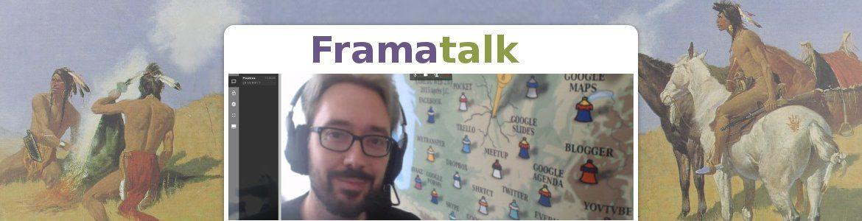 "Framatalk : un ""Skype"" sans installation... et sans flicage ;)"
