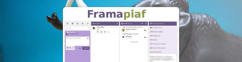 Framapiaf : découvrez Mastodon, le Twitter libre et fédéré.