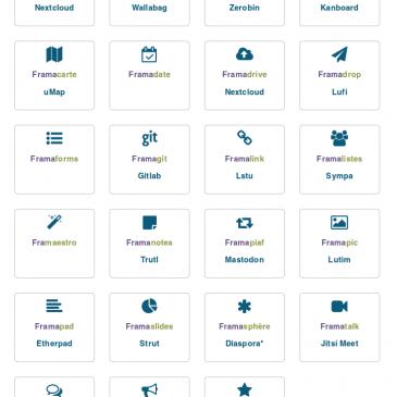 Docs.Framasoft.org: un site pour apprendre à utiliser tous nos services!
