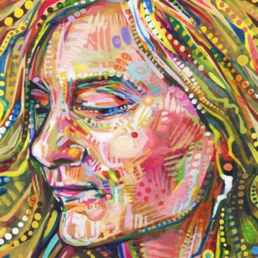 Gwenn Seemel, artiste lumineuse