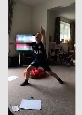 La FIFA ne veut pas qu'on danse de joie devant sa télé