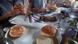 Burgers végé d'Éliot