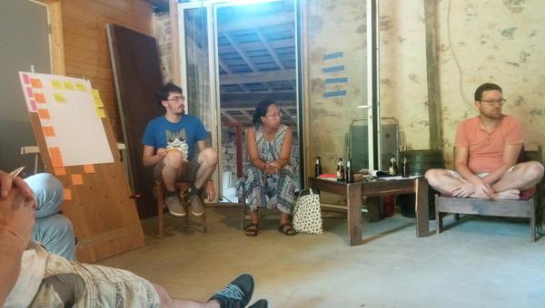 Discussion sur les identités nomades