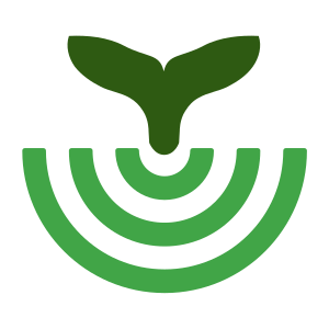 logo de funkwhale, couleur verte