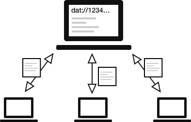 Schéma du réseau DAT